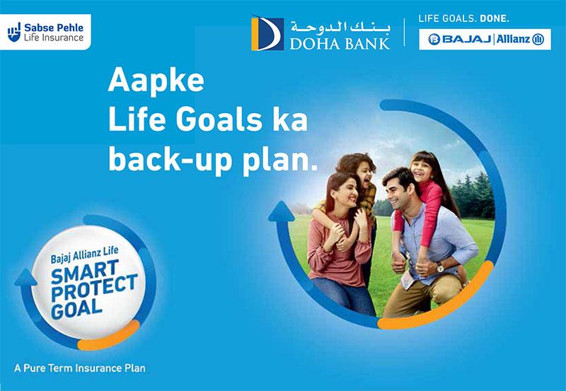Life Insurance - Doha Bank India
